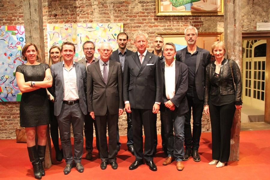 Bestuur Theon - Herman Van Rompuy